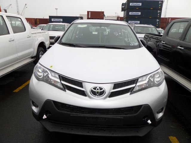 New Rav4 With 0km For Export $23000 (ERC14) / 2014 Toyota