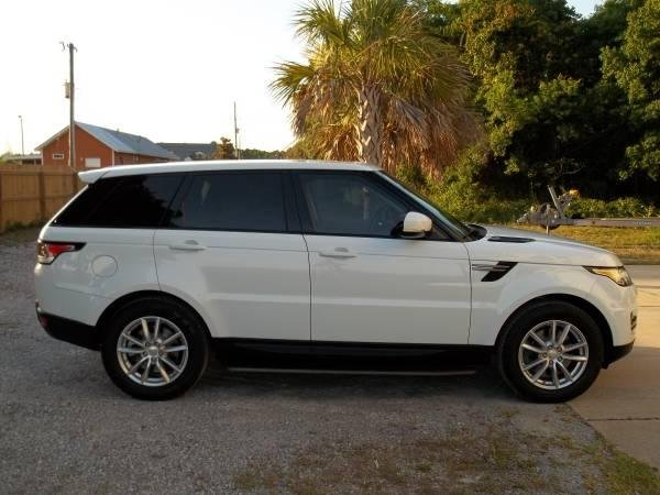 for sale 2014 range rover sport hse white v6 fully loaded 2014 toyota other model cars for sale. Black Bedroom Furniture Sets. Home Design Ideas