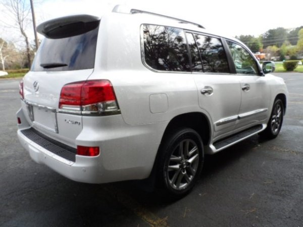 fairly used 2015 lexus lx 570 color white 2015 lexus lx570 cars for sale. Black Bedroom Furniture Sets. Home Design Ideas