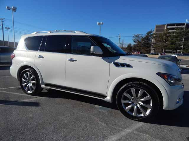 2011 infiniti qx56 suv 2011 infiniti qx56 cars for sale. Black Bedroom Furniture Sets. Home Design Ideas